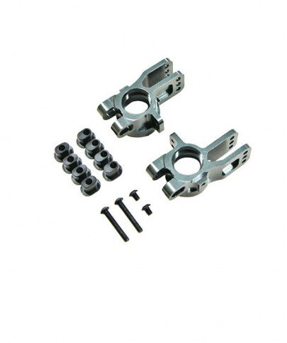 E2134 Mugen Seiki Aluminum Rear Hub Carrier Set (for Universals)