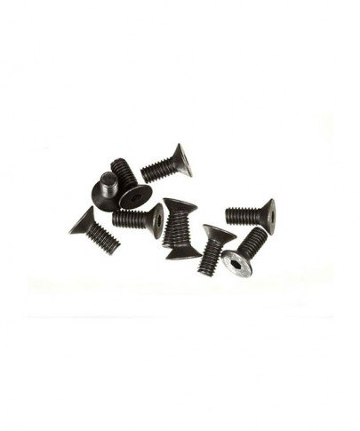 B0747_Mugen Seiki 4x10mm SJG Flat Head Screw (10)